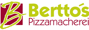 Berttos Pizzamacherei Logo